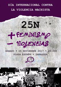 25n Día Internacional contra la violencia machista